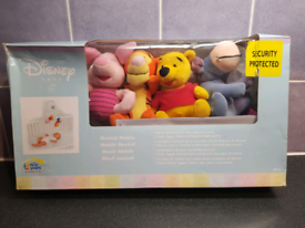 The First Years - Disney Baby Cot Musical Mobile 0 Months +
