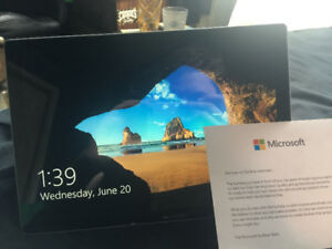 Microsoft Surface Pro 10 gently used