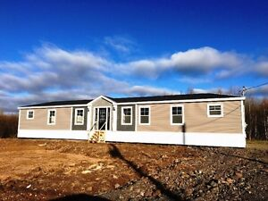 New Construction on Owned Land
