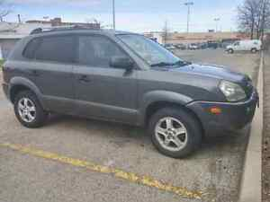 Hyundai Tucson 2006 E-test and Certified from the owner