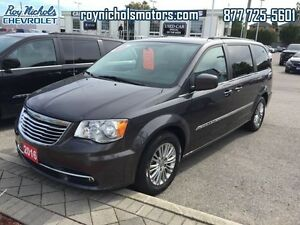 2016 Chrysler Town  Country Touring  - Certified - $175.87 B/W