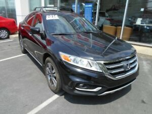 2014 HONDA ACCORD CROSSTOUR EX-L NAV