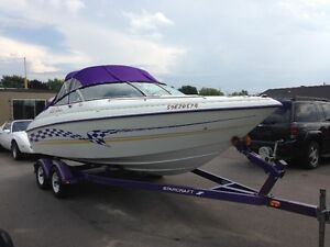 1998 Starcraft 2012 GT with Cuddy Cabin (20' long & 8' wide)