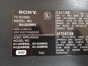 TV STAND Kitchener / Waterloo Kitchener Area image 2