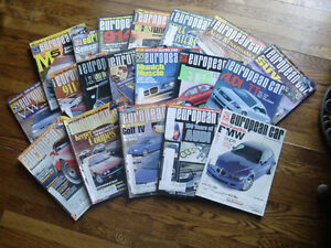 European Car magazine *REDUCED PRICE