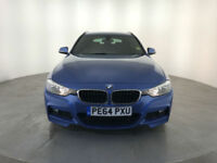2014 64 BMW 320D M SPORT TOURING DIESEL AUTO 1 OWNER SERVICE HISTORY FINANCE PX