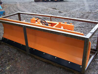 Only one left!!   New 7' Hydraulic angle skid steer Dozer blade