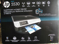 """NEW""  HP Wireless Printer Model Envy 5530"