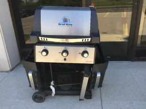 Free Broil King BBQ
