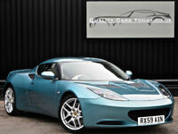 Lotus Evora 3.5 V6 2+2 Launch Edition + Full Specification + Sport/Premium/Tech