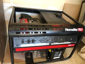 Portable Generator 5500W Homelite Generator