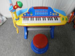 piano pour enfant 2 a 4 ans