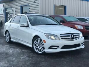 2011 Mercedes-Benz C 300 4MATIC, FINANCEMENT MAISON