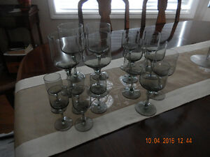 Irish Waterford Crystal Glasses St. John's Newfoundland image 1