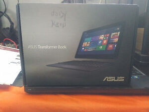 Asus Reduced: T100T Transformer Book