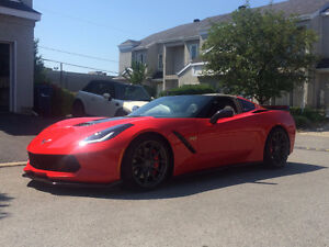 2015 Chevrolet Corvette Z51 1LT Stingray C7 Condition Showroom !