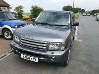 Land Rover Range Rover Sport 3.6TD V8 auto 2008MY HSE