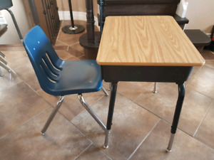 Student table and chair set