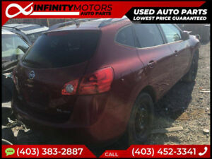 2008 NISSAN ROGUE FOR PARTS PARTING OUT CARS CAR PARTS
