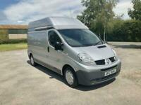 Renault Trafic 2.0TD LH29dCi 115 HIGH ROOF AIRCON IMMACULATE SILVER