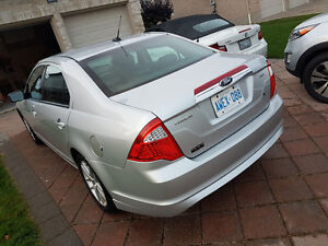 2010 Ford Fusion SEL Sedan London Ontario image 3