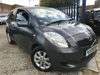 ✿58-Reg Toyota Yaris 1.3 VVT-i TR, Grey, ✿NICE EXAMPLE ✿ONE OWNER✿