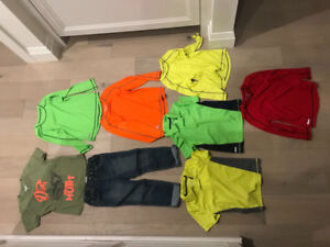 4T toddler boy clothes $15 for all