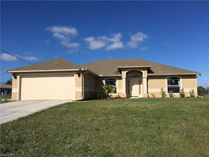 **LOCATED IN CAPE CORAL, FL - FABULOUS POOL HOME**