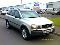 Volvo XC90 2.4 AWD 185 Geartronic 2006MY D5 SE 7 SEATER