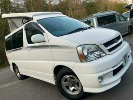 TOYOTA TOURING HIACE REGIUS CAMPER ONLY 54K MILES