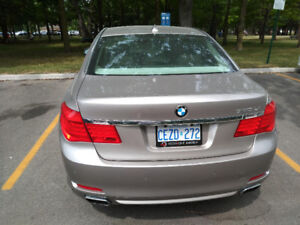 2011 BMW 750 LI X Drive Full option Package