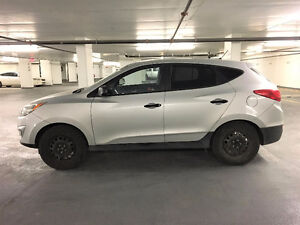 2010 HYUNDAI TUCSON SUV - Available for showing THIS WEEKEND