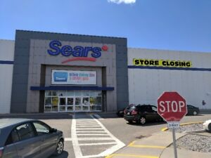 SEARS RED DEER - STORE CLOSING SALE!!