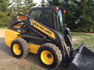 New Holland Skid Steer/ L225