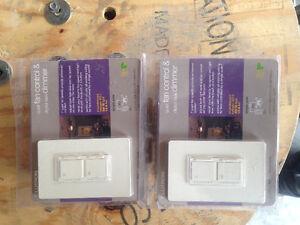 Lutron switches