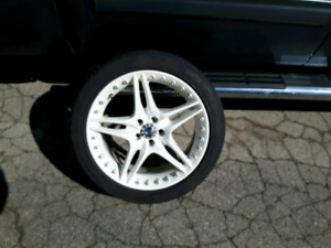 215 45 17 rims and tires