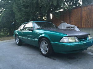 1991 Ford Mustang Lx 5.0l