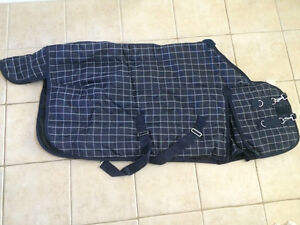 Two brand new, never been used winter foal blankets Peterborough Peterborough Area image 1