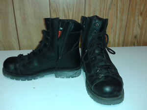 Harley Davidson boots for sale.