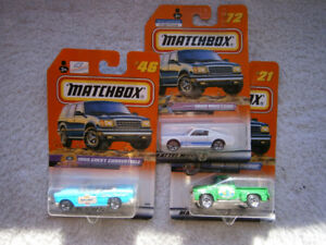 1/64 Matchbox old timers set