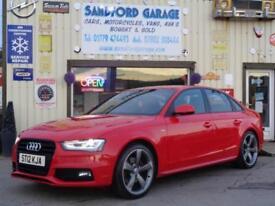 Audi A4 S Line Black Edition 2.0TDI ( 143ps ) 2012 45K