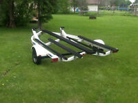 Double Shorelander Seadoo Trailer...