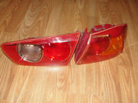 2008+ MITSUBISHI LANCER EVOLUTION X EVOX GSR/MR TAILLIGHTS