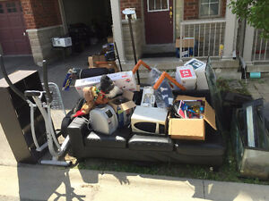 Free Stuff!!! Post Garage Sale