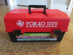 Deluxe boat safety kit by FOX