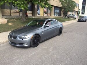 Bmw 328xi coupe 2007