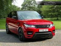 2016 Land Rover Range Rover Sport 4.4 SDV8 AUTOBIOGRAPHY DYNAMIC 5d 339 BHP Esta