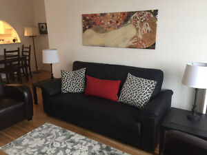 $99 p/d 1 br apatment near SeaBus, LonsdaleQuay North Vancouver