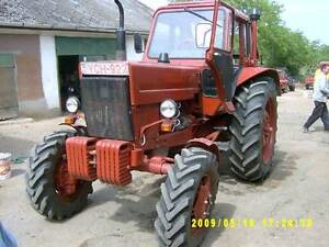 Wanted Belarus MTZ 82 Tractor Gordon Tuggeranong Preview