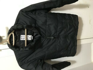 Children's Billabong Light puffer coat size 7